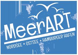 Moin Lieblingsland Partner Logo MeerART