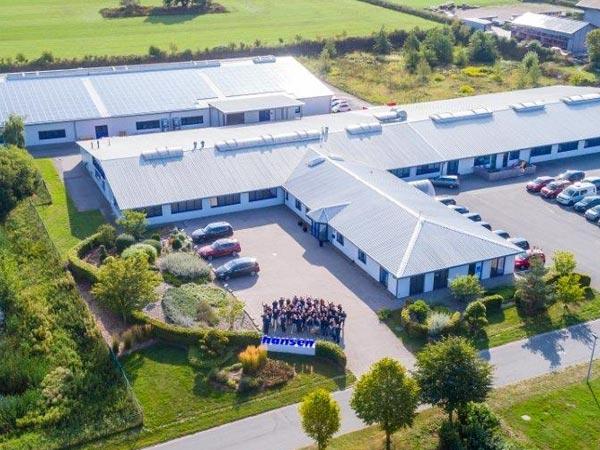 Moin Lieblingsland Firma Hansen GmbH