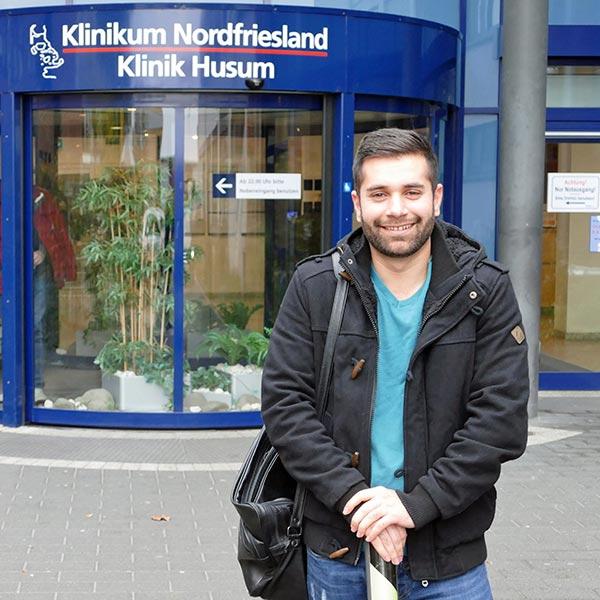 Moin Lieblingsland Nordfriesen Hassan Tahiri