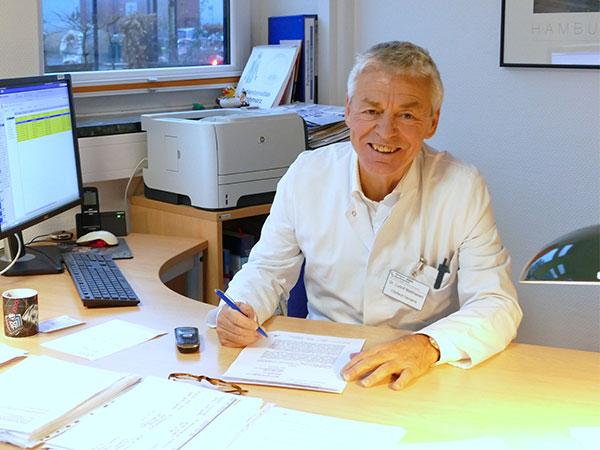 Moin Lieblingsland Nordfriesen Dr. Ludolf Matthiesen