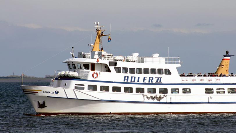 Moin Lieblingsland Partner Adler-Schiffe