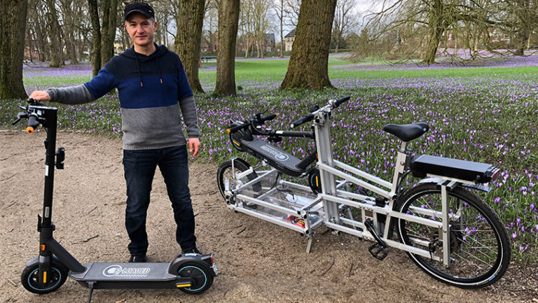Moin Lieblingsland Partner E-Loaded Mobility