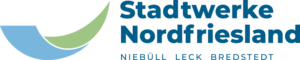Moin Lieblingsland Partner Logo Stadtwerke Nordfriesland