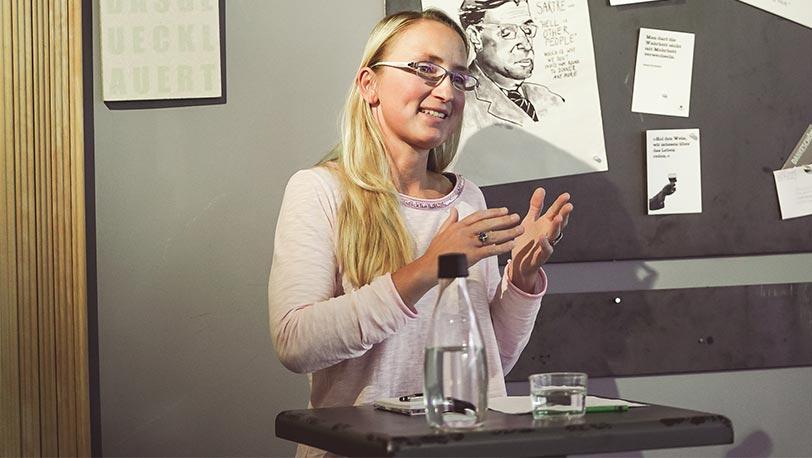 Moin Lieblingsland Partner Isabel Stühler