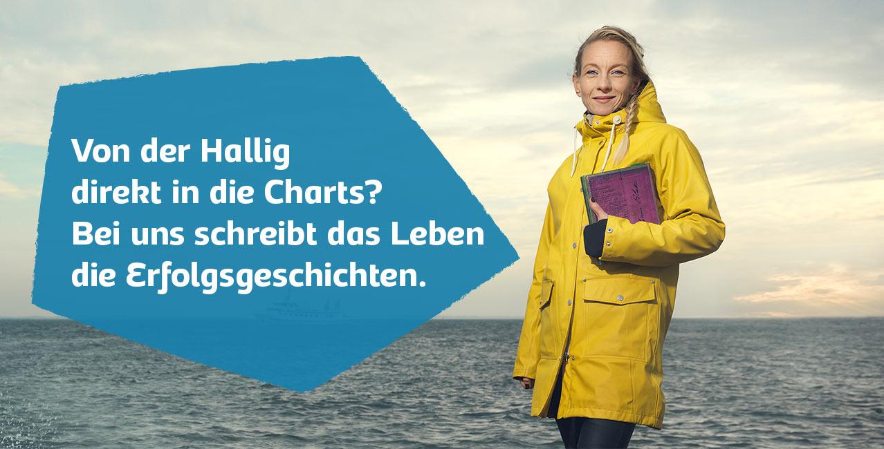 Moin Lieblingsland Kampagne Katja Just