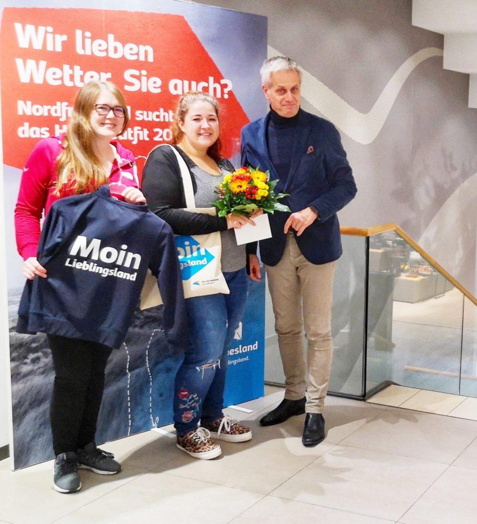 Moin Lieblingsland CJ Schmidt Aktion Gewinner