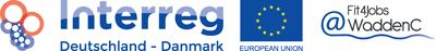 Logo Interreg EU WaddenC
