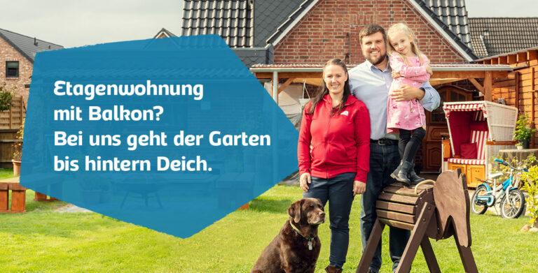 Moin Lieblingsland Kampagne Familie Pfitzner